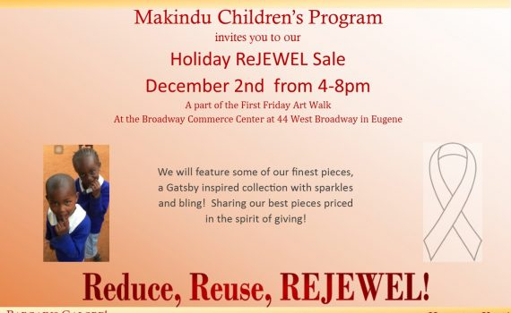 Invitation to our Holiday ReJEWEL
